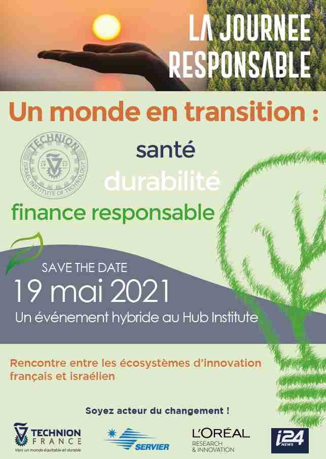 L'Atelier des transitions au Technion France
